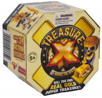 Treasure X Pakke - 1 Figur