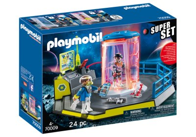 Playmobil - Superset - Galaksens Politi - 70009