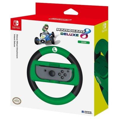 Mario Kart 8 Deluxe Controller - Racing Wheel - Luigi