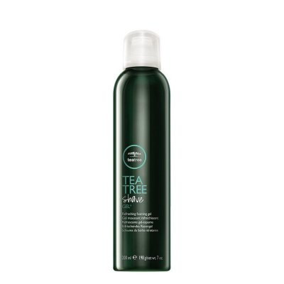 Paul Mitchell Barbergel - Tea Tree Shave Gel 200 Ml
