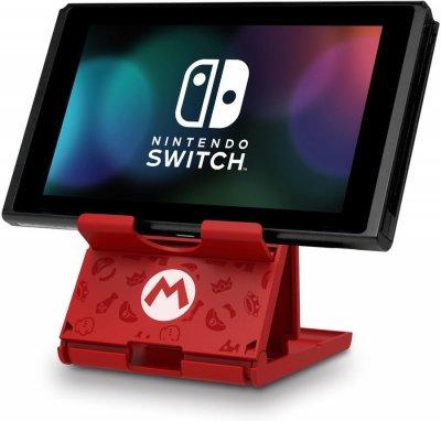 Hori Nintendo Switch Compact Playstand Stander - Mario