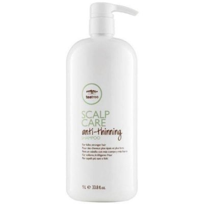 Paul Mitchell - Tea Tree Scalp Care Anti-Thinning Shampoo 1000 Ml