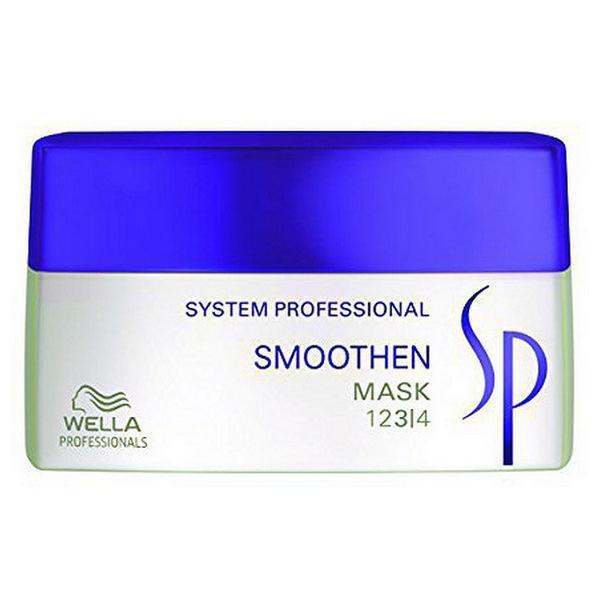 Anti-krus Hårmaske Smoothen System Professional (200 ml)