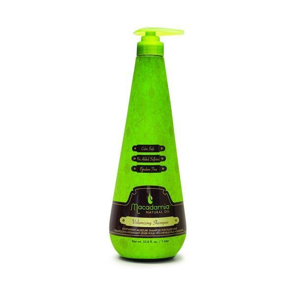 Shampoo til volumen Natural Oil Macadamia