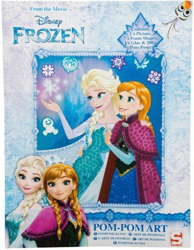 Disney Frost Skum Mosaik