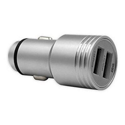 Tengo! Biloplader Med 2 USB Porte - Metal