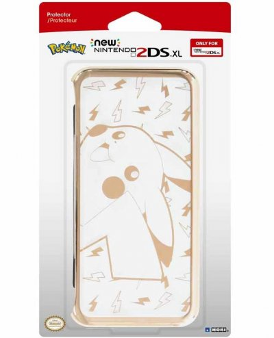 Nintendo 2Ds Xl Protector Cover - Pokémon Pikachu