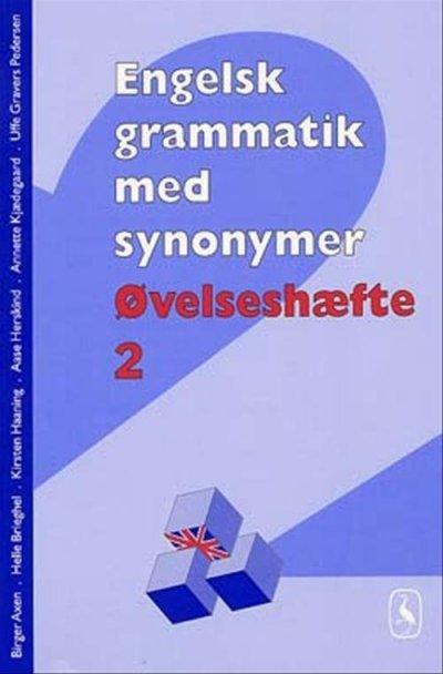 Engelsk Grammatik Med Synonymer - Kirsten Haaning - Bog