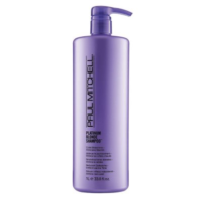 Paul Mitchell - Platinum Blonde Shampoo 1000 Ml