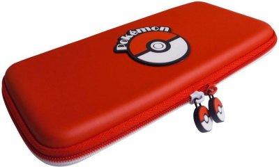 Nintendo Switch Pokeball Case Etui I Rød