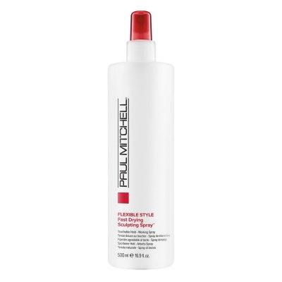 Paul Mitchell Hårlak - Fast Drying Sculpting Spray 500 Ml