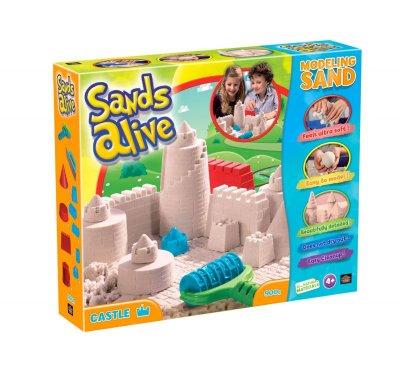 Sands Alive - Castle - Sandlegetøj