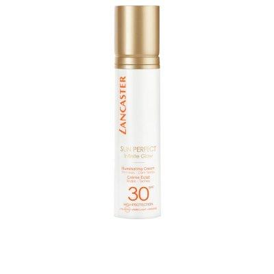 Lancaster - Solcreme Til Ansigtet - Sun Perfect Iluminating Cream Spf30 50 Ml