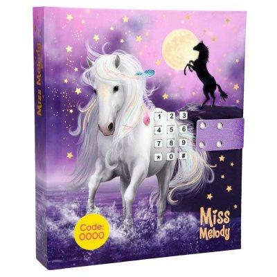 Miss Melody - Dagbog M/Kode & Musik - Lilla
