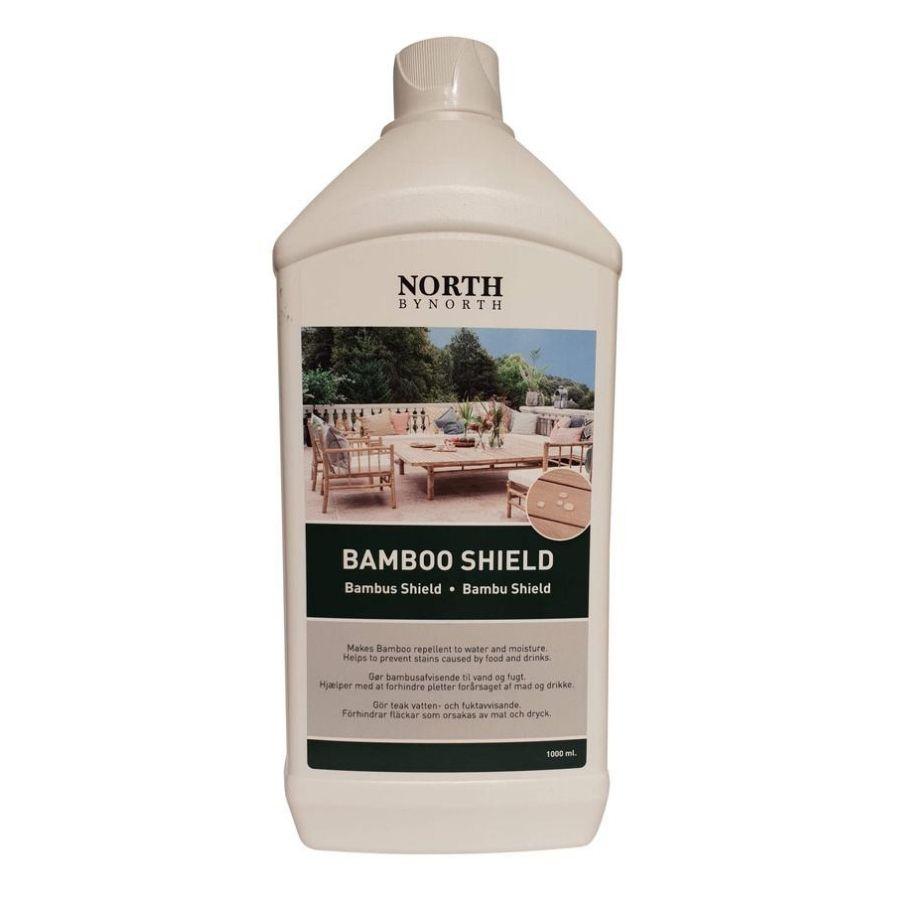 Nano+ Bamboo Shield - Beskyttelse til bambus mbler, 1 liter