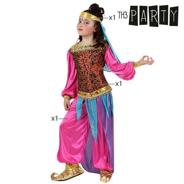 Kostume til børn 6593 Arabisk ballerina