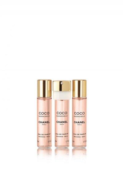 Chanel Dameparfume - Coco Mademoiselle Refill Edp 3X20 Ml