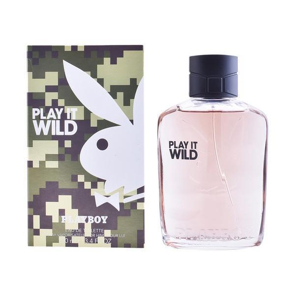 Herreparfume Play It Wild Men Playboy EDT (100 ml)