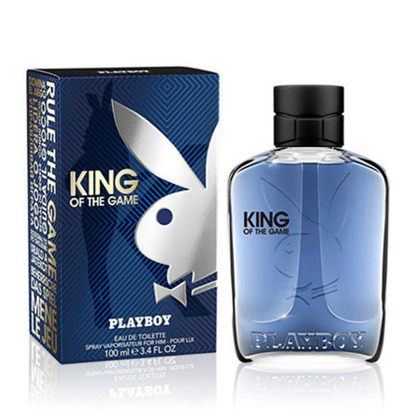 Herreparfume King Of The Game Playboy EDT (100 ml)