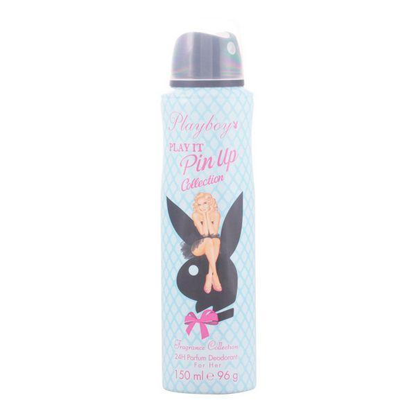 Spray Deodorant Play It Pin Up Collection For Her Playboy (150 ml)