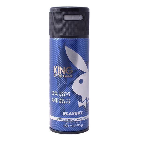 Spray Deodorant King Of The Game Playboy (150 ml)