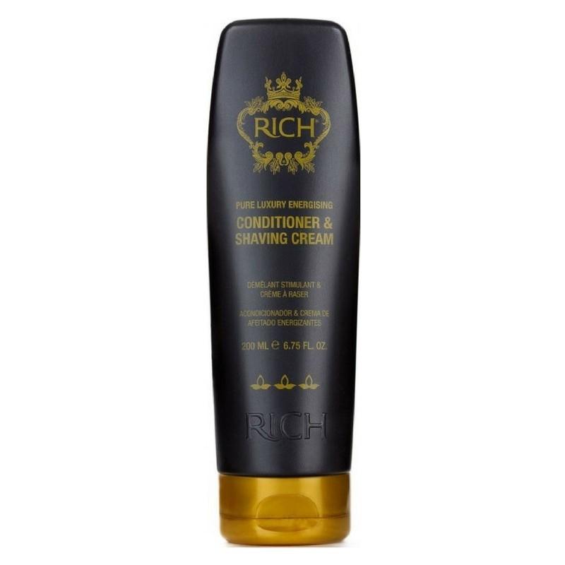 Rich Pure Luxury Conditioner & Shaving Cream 200 ml (U)