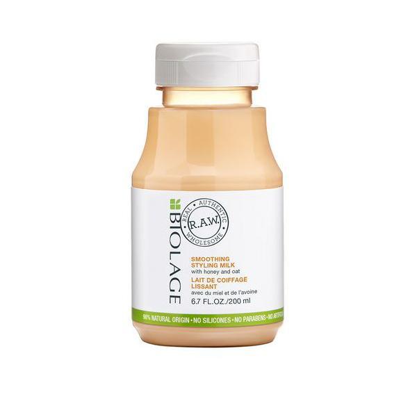 Udjævning af balsam Honey And Oat Matrix (200 ml)
