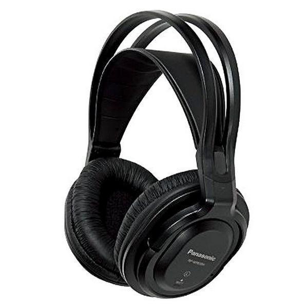 Trådløse hovedtelefoner Panasonic RPWF830EK Sort