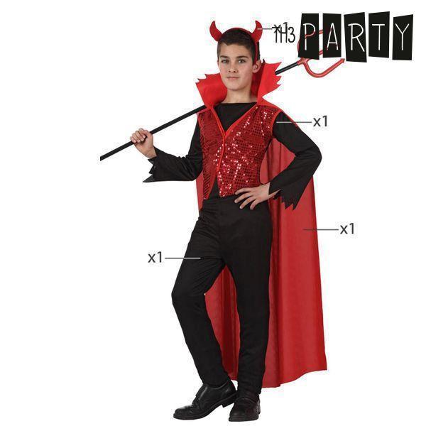 Kostume til børn Dæmon