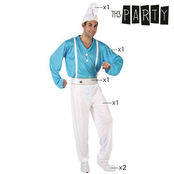 Kostume til voksne Mande dværg