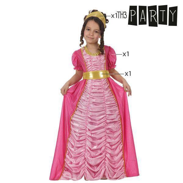 Kostume til børn Prinsesse