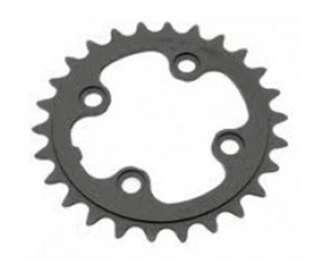 Shimano XT - Klinge 26 tands FC-M761 Triple 9 gear