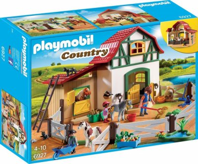 Playmobil - Pony Farm - 6927