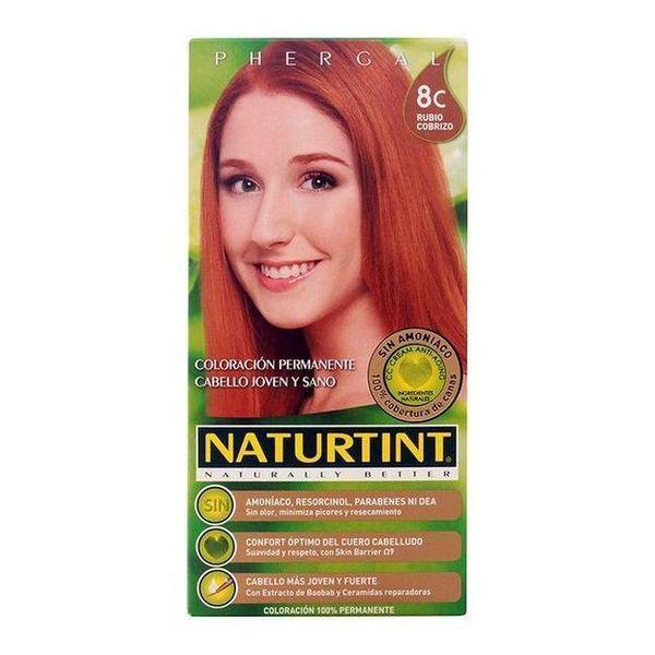 Farve uden Ammoniak Naturtint Naturtint Rødblond hår
