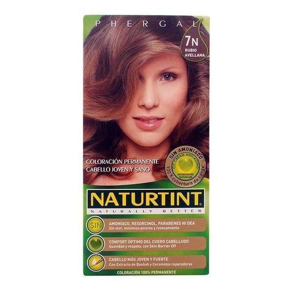 Farve uden Ammoniak Naturtint Naturtint Hasselnød blond