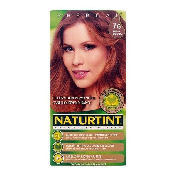 Farve uden Ammoniak Naturtint Naturtint Gylden blond