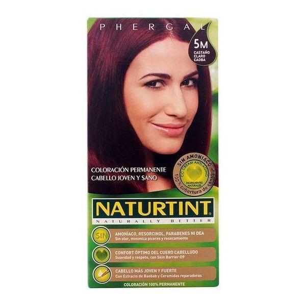 Farve uden Ammoniak Naturtint Naturtint Gylden lys mahogani