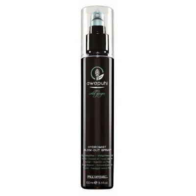 Paul Mitchell - Awapuhi Wild Ginger Hydromist Blow-Out Hårspray 150 Ml