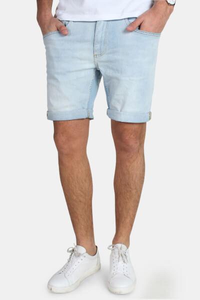 RVLT 5407 Bleached Shorts Light Blue