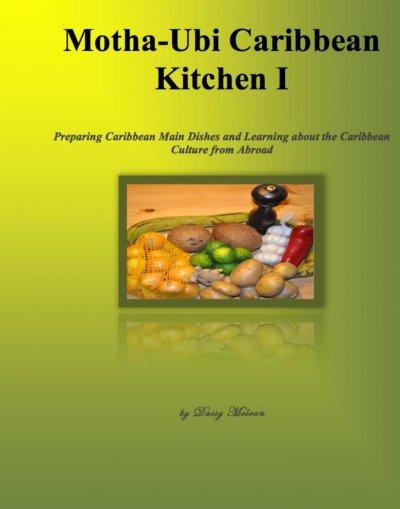 Motha-Ubi Caribbean Kitchen I - Daisy Mclean - Bog