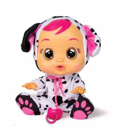 Crybabies Baby Dukke - Dotty