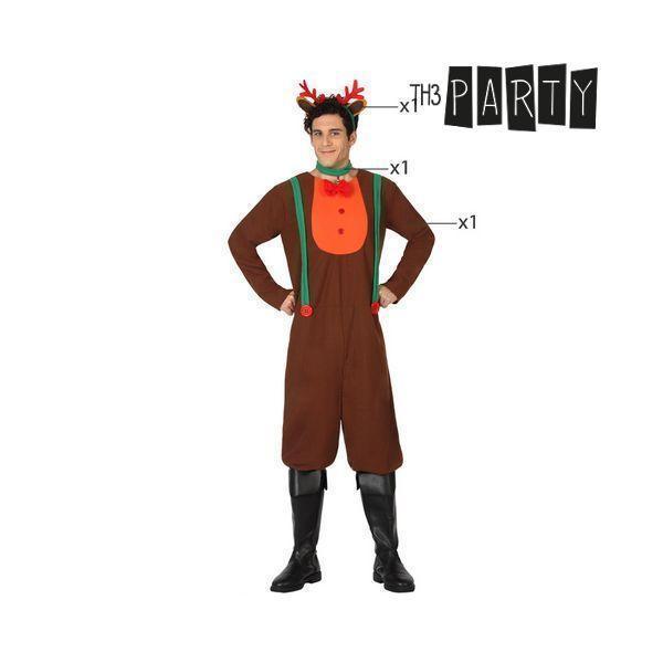 Kostume til voksne Rensdyr