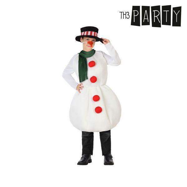 Kostume til børn Sne dukke