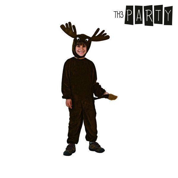 Kostume til børn Rensdyr