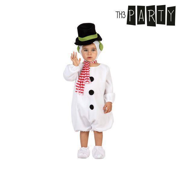 Kostume til babyer Sne dukke