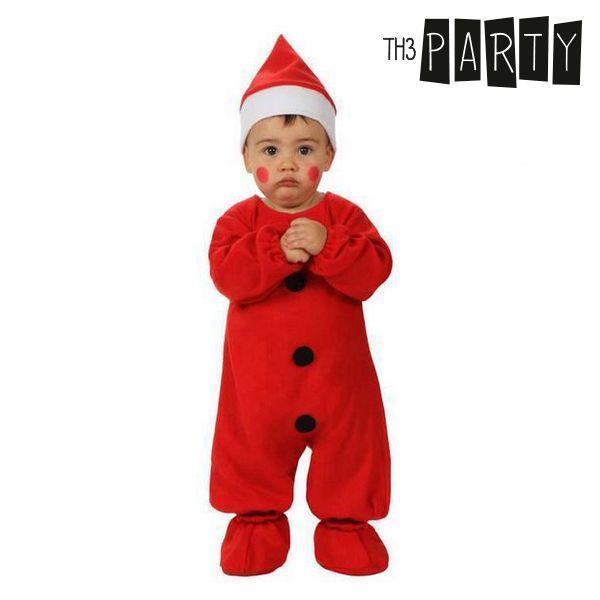 Kostume til babyer Julemanden
