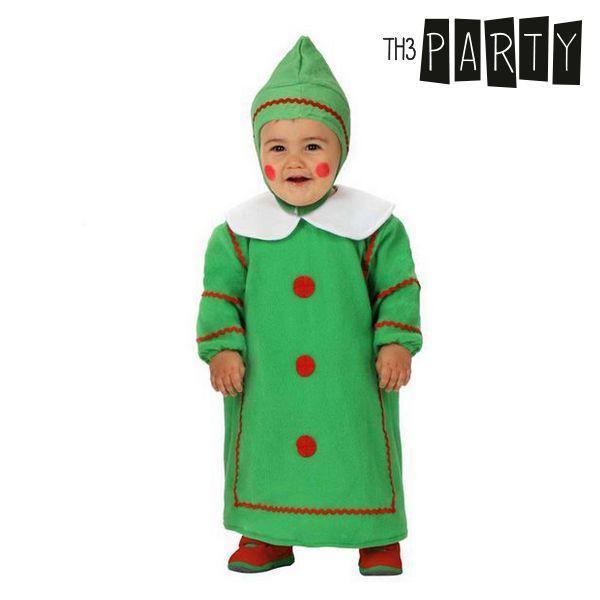 Kostume til babyer Juletræ