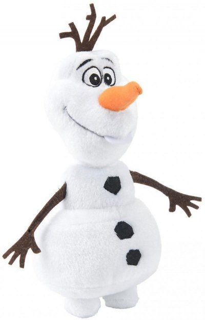 Olaf Disney Frost Bamse - 20 Cm