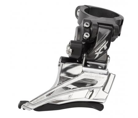 Shimano XT - Forskifter FD-M8025 - 2 x 11 gear med High clamp spændebånd - Down swing