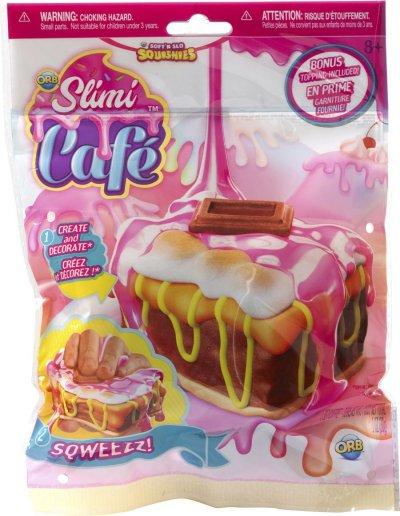 Slimi Café - Slim Legetøj - S'more-Brownie